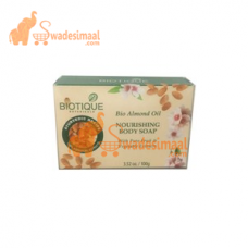 Biotique Soap Bio Almond Oil, 150 g